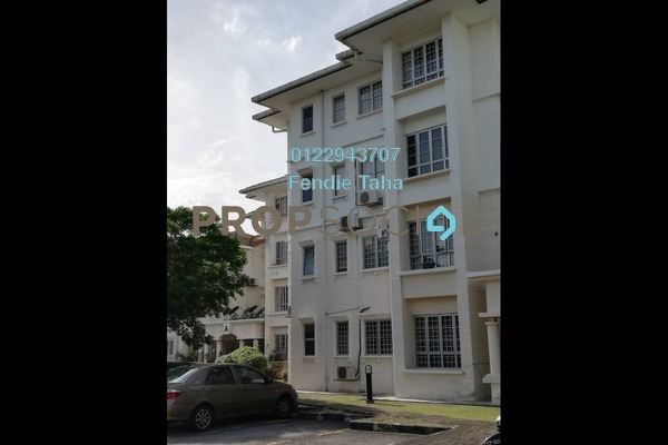 For Sale Apartment at Arcadia, UEP Subang Jaya Freehold Semi Furnished 3R/2B 475k