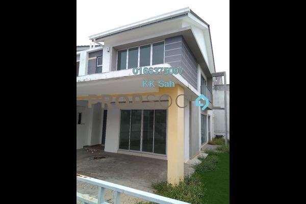 For Rent Semi-Detached at Bandar Bukit Tinggi 2, Klang Freehold Semi Furnished 5R/4B 1.6k