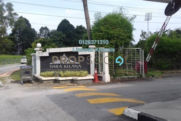For Sale Condominium at Tiara Kelana, Kelana Jaya Freehold Unfurnished 3R/2B 450k