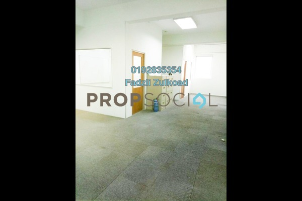 For Rent Office at Diamond Square, Setapak Freehold Unfurnished 0R/1B 1.2k