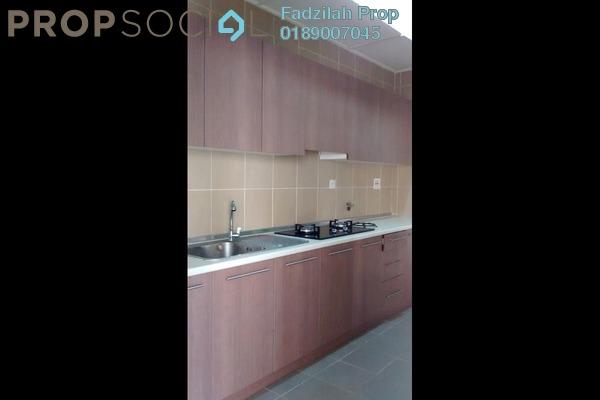 For Rent Condominium at Menara Hartamas, Sri Hartamas Freehold Semi Furnished 3R/3B 2.5k