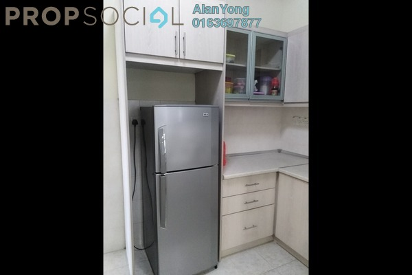 For Rent Serviced Residence at M City, Ampang Hilir Freehold Fully Furnished 0R/1B 2k