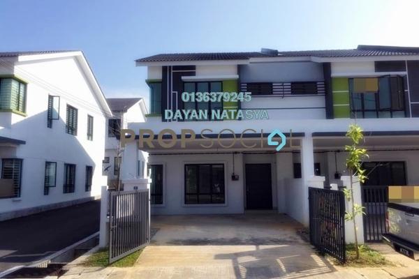 For Sale Terrace at Semenyih Parklands, Semenyih Freehold Unfurnished 4R/4B 530k