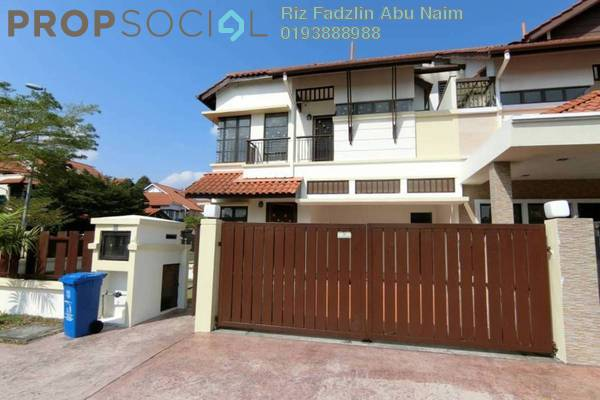 For Sale Semi-Detached at Tinta, Alam Impian Freehold Semi Furnished 6R/5B 1.4m
