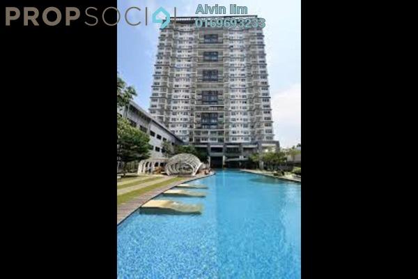 For Rent Condominium at Skypod, Bandar Puchong Jaya Freehold Unfurnished 3R/2B 1.6k