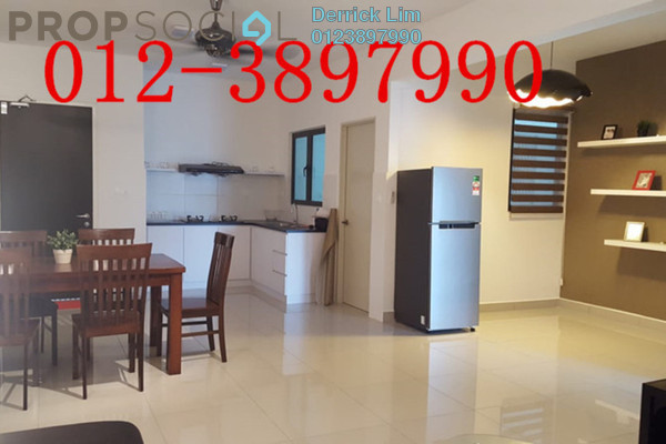 For Rent Condominium at Avantas Residences, Old Klang Road Freehold Fully Furnished 2R/2B 2.4k