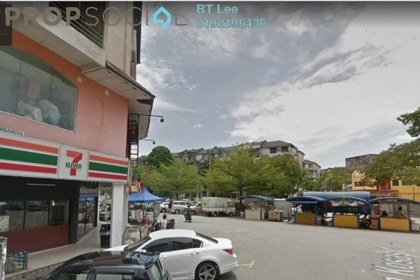 For Rent Apartment at Taman Kosas, Ampang Freehold Semi Furnished 3R/2B 830translationmissing:en.pricing.unit