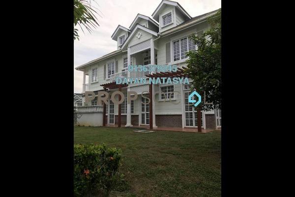 For Sale Semi-Detached at Precinct 18, Putrajaya Freehold Semi Furnished 6R/5B 1.5m