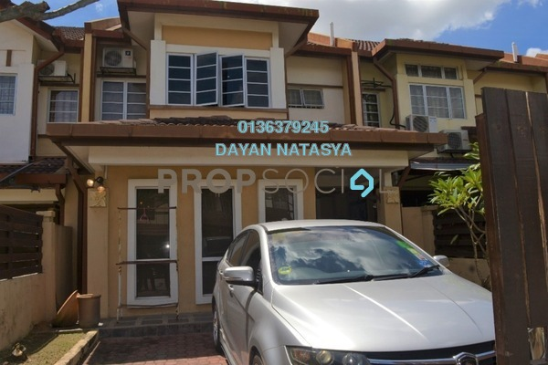For Sale Terrace at Section 10, Putra Heights Freehold Semi Furnished 4R/4B 750k