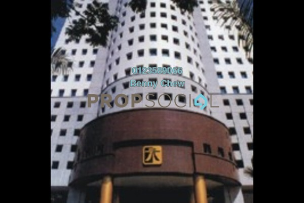 For Rent Office at Menara Tan & Tan, KLCC Freehold Semi Furnished 0R/0B 13k