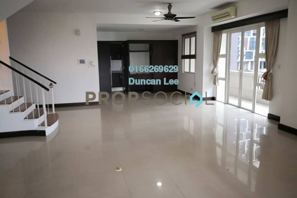 For Sale Condominium at Flora Murni, Mont Kiara Freehold Semi Furnished 4R/5B 1.45m