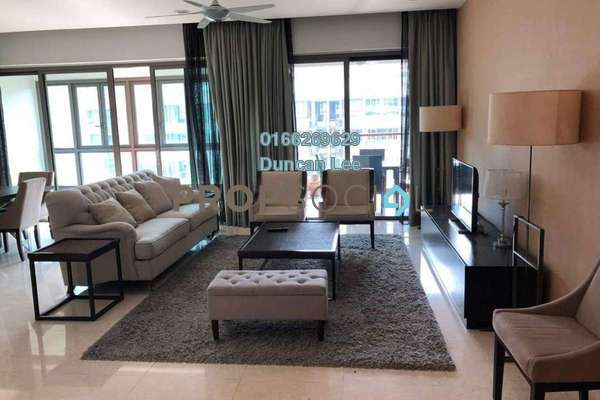 For Rent Condominium at Seni, Mont Kiara Freehold Fully Furnished 5R/5B 11k