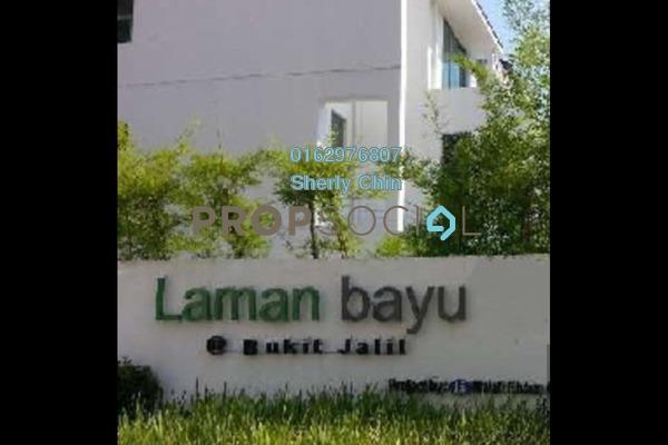 For Sale Terrace at Laman Bayu, Bukit Jalil Freehold Unfurnished 5R/5B 1.5m