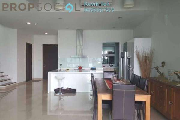 For Sale Condominium at Sunway Vivaldi, Mont Kiara Freehold Semi Furnished 4R/5B 3.2m