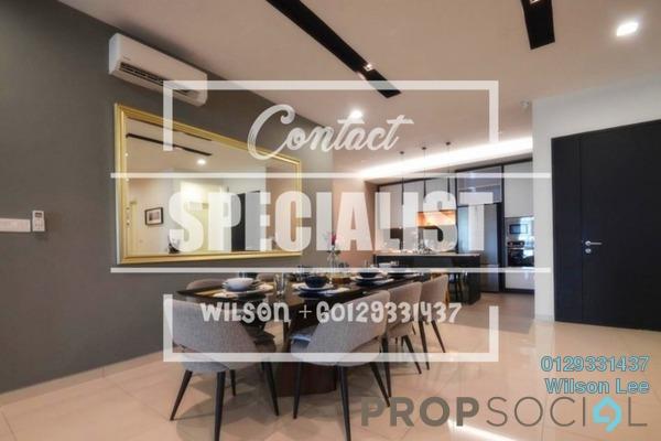 For Rent Condominium at LakePark Residence @ KL North, Selayang Freehold Semi Furnished 3R/2B 1.7k