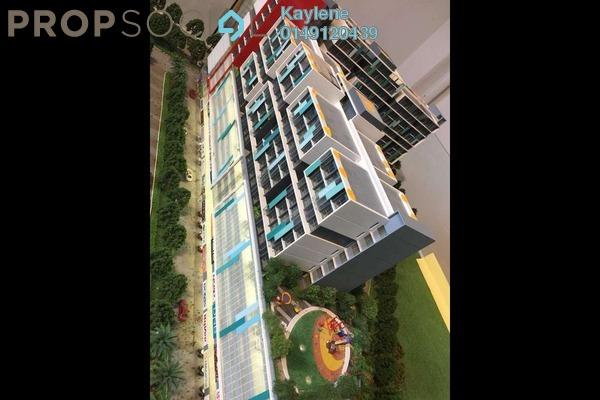 For Sale SoHo/Studio at Kota Warisan, Sepang Freehold Semi Furnished 1R/1B 238k