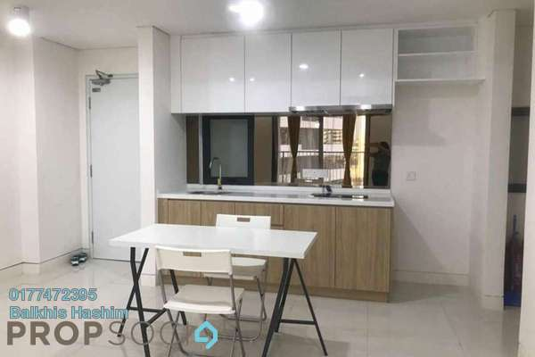 For Rent Serviced Residence at Radia Residences, Bukit Jelutong Freehold Fully Furnished 1R/1B 1.5k