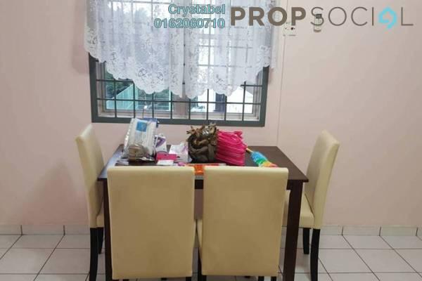 For Rent Condominium at Pantai Hillpark 5, Pantai Freehold Semi Furnished 3R/2B 1.8k