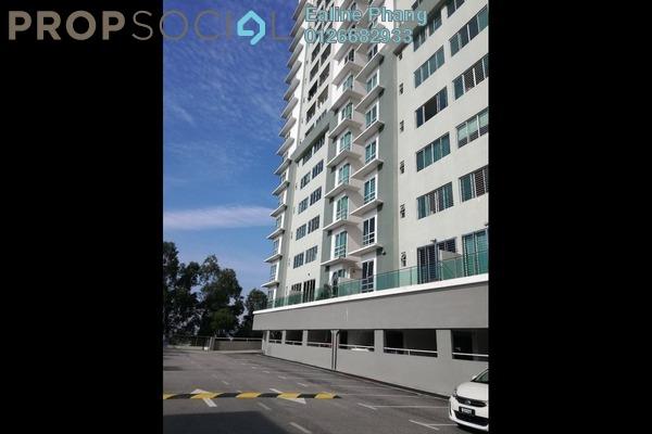 For Rent Condominium at Taman Bukit Cheras, Cheras Freehold Semi Furnished 4R/2B 1.65k