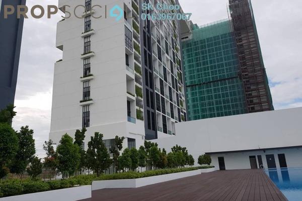 For Sale Duplex at Sky Park, Cyberjaya Freehold Fully Furnished 1R/1B 350k