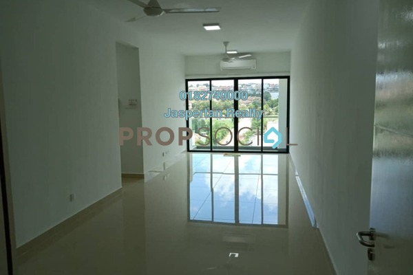 For Rent Condominium at Damai Hillpark, Bandar Damai Perdana Freehold Unfurnished 3R/2B 1.4k