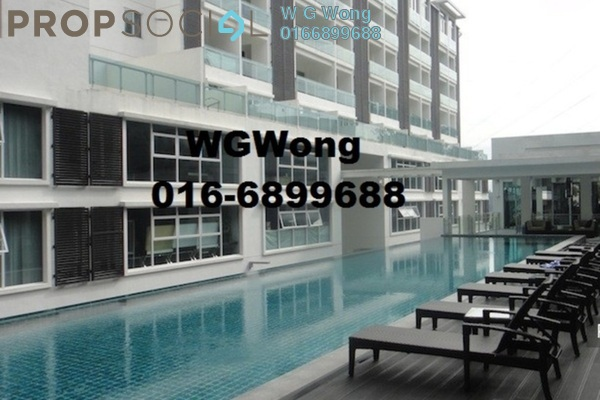 For Sale Serviced Residence at Plaza Damas 3, Sri Hartamas Freehold Fully Furnished 1R/1B 450k