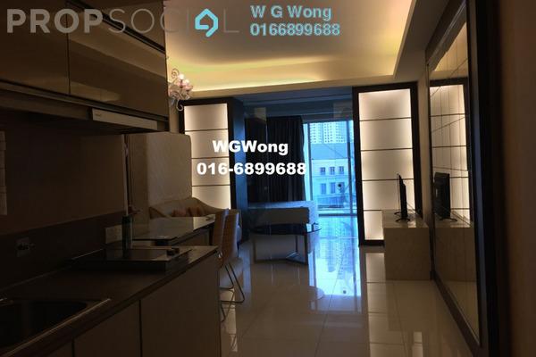 For Rent Serviced Residence at Plaza Damas 3, Sri Hartamas Freehold Fully Furnished 1R/1B 1.8k