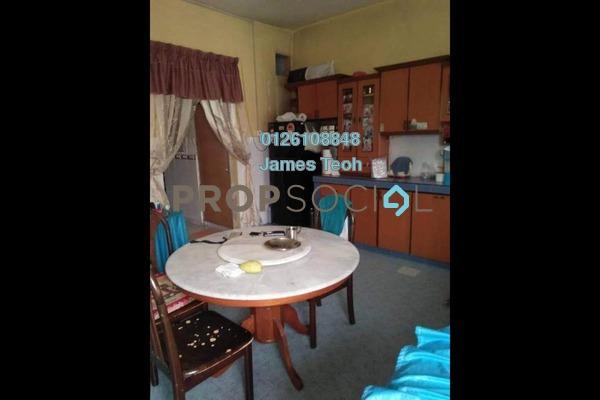 For Sale Terrace at Taman Klang Utama, Klang Freehold Semi Furnished 3R/2B 360k
