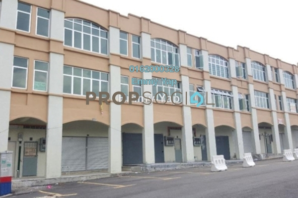 For Sale Shop at Bandar Pinggiran Subang, Subang Leasehold Unfurnished 0R/0B 1.7m