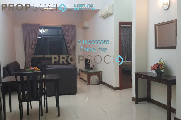 For Rent Serviced Residence at The Heritage, Seri Kembangan Freehold Fully Furnished 2R/2B 2k