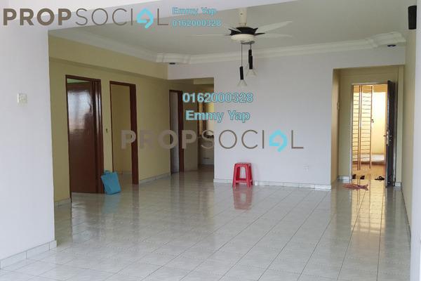 For Sale Apartment at Sri Camellia Apartment, Kajang Freehold Semi Furnished 3R/2B 290k