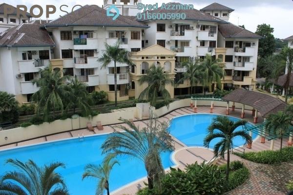 For Rent Condominium at Tropika Paradise, UEP Subang Jaya Freehold Fully Furnished 3R/2B 1.5k