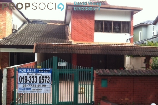 For Sale Semi-Detached at Damansara Kim, Damansara Utama Freehold Semi Furnished 4R/4B 2.65m