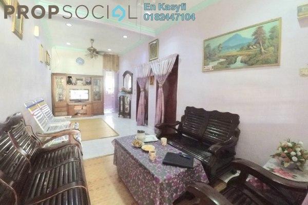 For Sale Terrace at Taman Pahlawan, Telok Panglima Garang Freehold Semi Furnished 3R/2B 280k