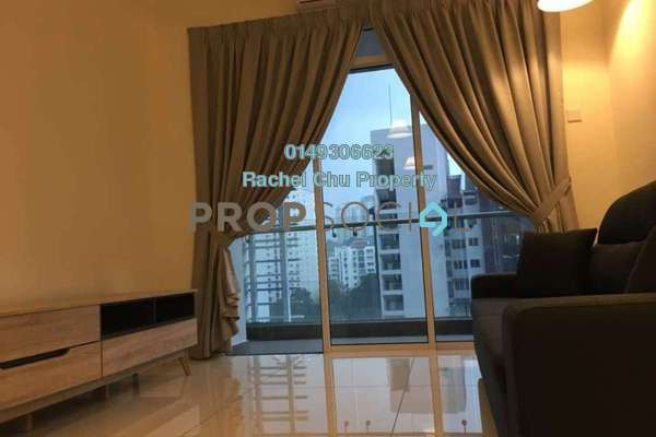 For Rent Condominium at Saville @ The Park, Pantai Freehold Fully Furnished 3R/2B 2.5k