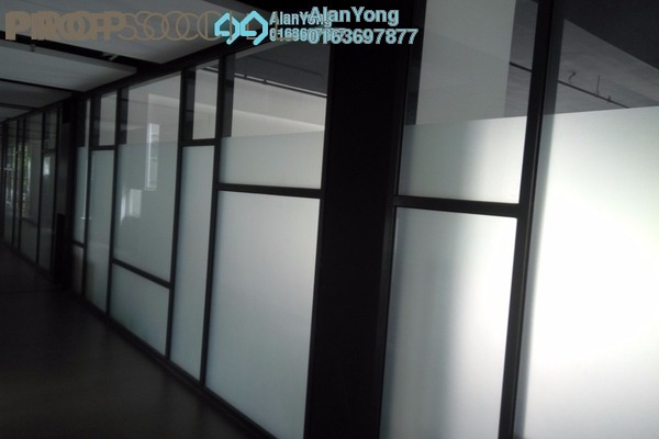 For Sale Office at d7, Sentul Freehold Semi Furnished 0R/0B 690k