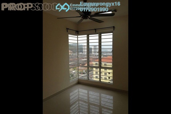 For Rent Condominium at Platinum Hill PV2, Setapak Freehold Semi Furnished 3R/2B 1.8k