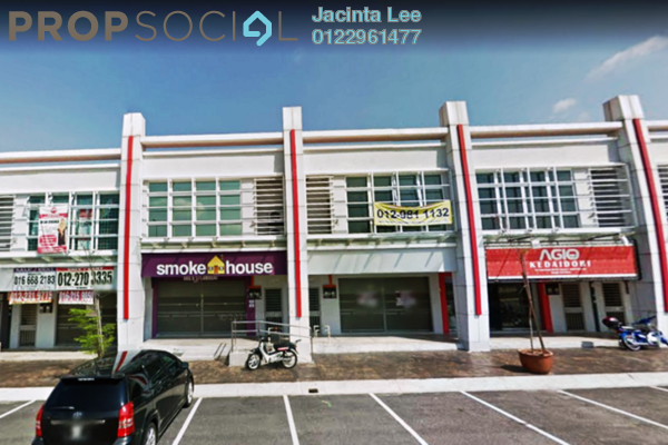 For Sale Shop at Section U12, Shah Alam Leasehold Unfurnished 0R/6B 720k