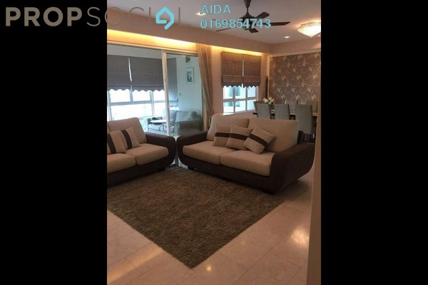 For Rent Condominium at Kiaraville, Mont Kiara Freehold Fully Furnished 4R/3B 6.5k