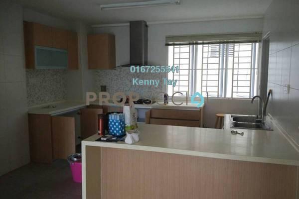 For Sale Condominium at Villa Orkid, Segambut Freehold Semi Furnished 4R/3B 649k