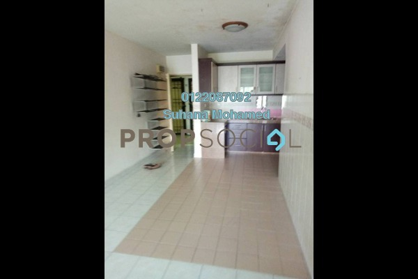For Sale Apartment at Flora Damansara, Damansara Perdana Freehold Semi Furnished 2R/2B 250k