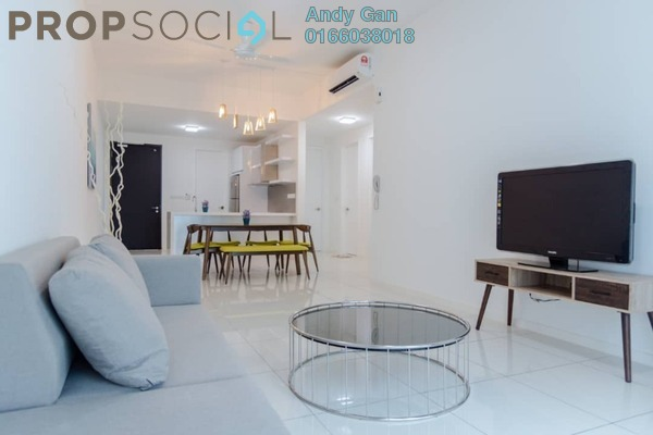 For Rent Serviced Residence at EcoSky, Jalan Ipoh Freehold Fully Furnished 3R/2B 2.7k