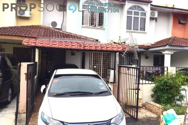 For Sale Terrace at Taman Dahlia, Sepang Freehold Unfurnished 4R/3B 355k