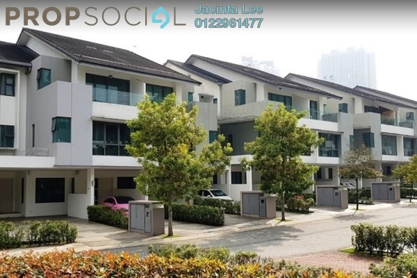 For Sale Townhouse at Sunway SPK 3 Harmoni, Kepong Freehold Semi Furnished 4R/4B 1.16m