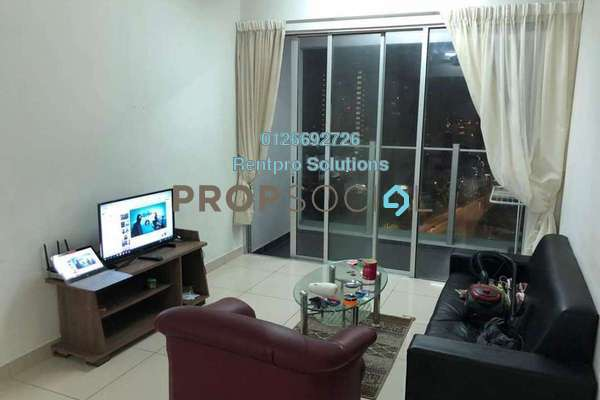 For Rent Condominium at Maxim Residences, Cheras Freehold Fully Furnished 3R/2B 2.5k