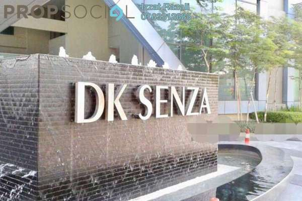 For Sale Condominium at Senza Residence, Bandar Sunway Freehold Semi Furnished 3R/2B 660k
