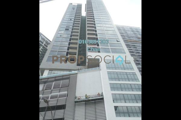 For Sale Condominium at Laman Ceylon, Bukit Ceylon Freehold Fully Furnished 1R/1B 1.09m