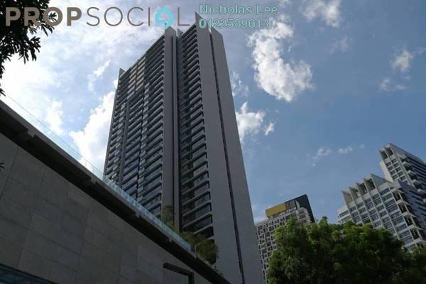 For Sale Condominium at Reflection Residences, Mutiara Damansara Freehold Semi Furnished 3R/2B 850k