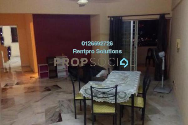 For Rent Condominium at Bukit Pandan 2, Pandan Perdana Freehold Semi Furnished 3R/1B 1.1k