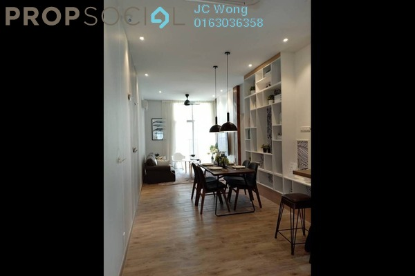For Sale Apartment at LakeFront Residence, Cyberjaya Freehold Semi Furnished 3R/2B 390k